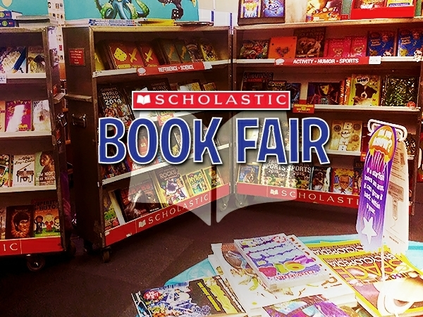 Come see me at the Book Fair