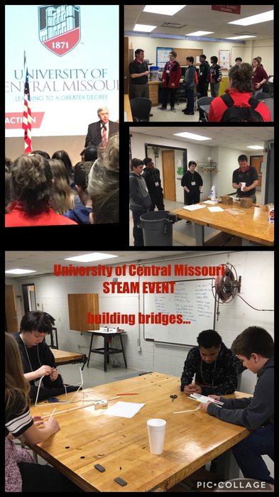 UCM STEAM Event