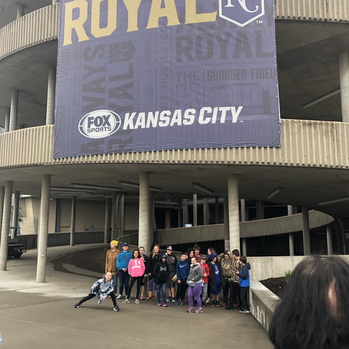 School Day at the K