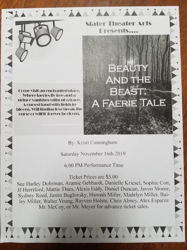 STAC fall theater production.