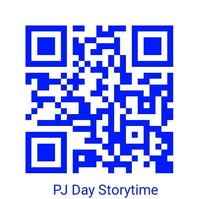Scan QR code to watch storytime